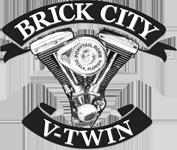 brick city v-twin logo
