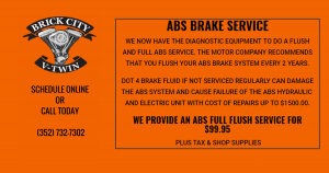 ABS BRAKE SERVICE SPECIAL